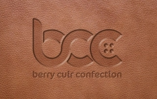 Logo Berry Cuir Confection