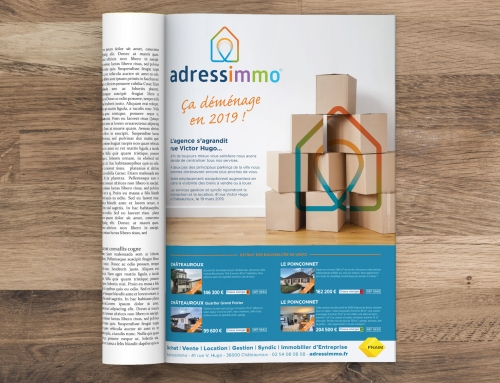 Annonces presse Adressimmo