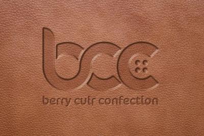 Logo Berry Cuir Confection
