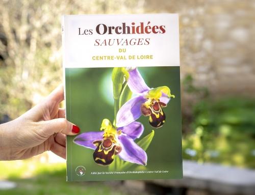 Livre Orchidées Région Centre