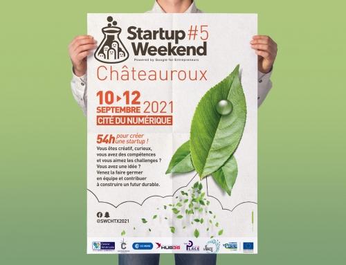 Visuel Startup Weekend Châteauroux #5